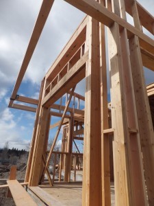 Dimensional FSC-certified lumber may be 10 -20% higher in costs. FSC cedar siding, hardwoods, and plywoods is more competitive with traditional lumber.