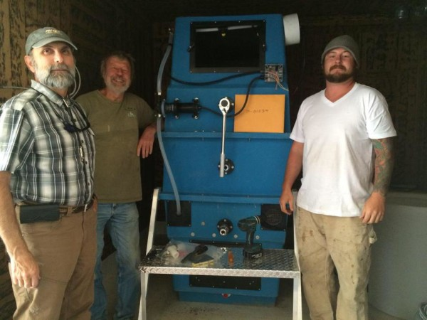 Tom and Advanced Systems Composting